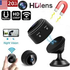 Mini Hidden Spy Camera Wireless Wifi IP Home Security HD 1080P DVR Night Vision+