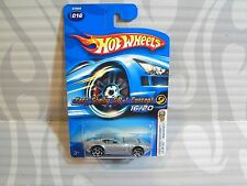 2005 HOT WHEELS ''FIRST EDITIONS'' #016 = FORD SHELBY GR-1 = SILVER star 0916