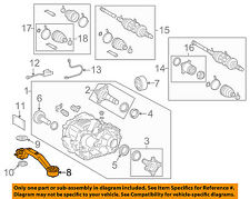 TOYOTA OEM Axle Differential-Rear-Support 5238048060