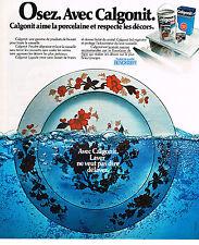 PUBLICITE  1976     CALGONIT