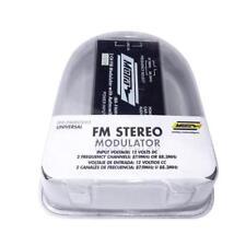 Metra IBR-FMMOD03 12V DC 2 Frequency Channels Universal FM Stereo Modulator