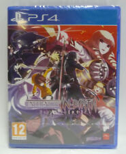 UNDER NIGHT IN BIRTH EXE :LATE [ST]  PS4 PAL NEW SEALED