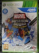 Marvel Super Hero Squad Comic Combat Nuevo Xbox 360 Acción PAL España;