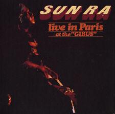 """Sun Ra – Live In Paris At The """"Gibus"""" 2003 Vinyl record Reissue"""