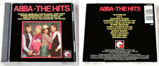 ABBA The Hits .. Rare 1987 UK Pickwick CD TOP