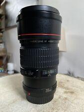 Canon EF 200mm F2.8 L USM Teleobiettivo Obiettivo Lente