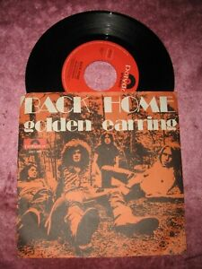 Single: Golden Earring - Back home, 1970
