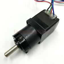 ï¼®ema11 Stepper Motor Planetary Gearbox 4:1 Gear Head Speed Reducer Kit for CNC