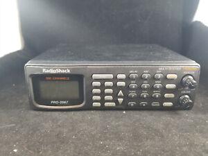 PRO-2067 RADIOSHACK 500 Channel Trunking Analog Police/Fire/EMS Scanner