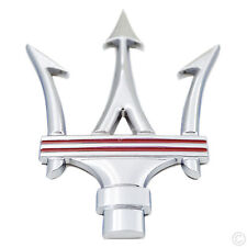 NEW Maserati  Trident RH&LH SideQuattroporte GranTurismo GTS Fender Emblem Badge