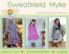 E-Book/Schnittmuster Sweatkleid Mylie