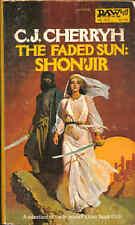 The Faded Sun: Shonjir (Alliance-Union: Mri Wars,