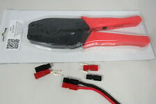 Ratcheting Crimping Tool For Anderson Power Pole Type Connrctors 153045 Amp