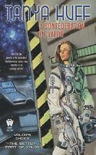 Valor Novel Ser.: A Confederation of Valor by Tanya Huff (2006, Paperback) a8