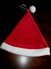 Infant SANTA CLAUS HAT 0-3 months NEW Christmas BABY Holiday NWT St Nick