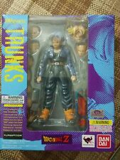 Amine Dragonball Z Tamashii S.H.Figuart Super Saiyan Trunks Kids Collection Toy