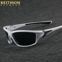 KEITHION Polarized Sunglasses Men's Cycling Riding Glasses Outdoor Sports Goggle