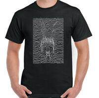 Donnie Darko Joy Division Unknown Pleasures Parody Mens Funny T-Shirt Movie Top