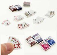 1pc Random Miniatur Puppenhaus Mini Poker Garten Fee Bonsai Pflanze Landschaft