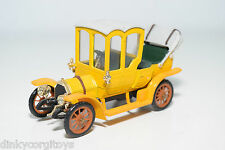RIO FIAT 24CV 24 CV YELLOW NEAR MINT CONDITION