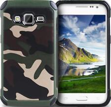 For Samsung Galaxy Core Prime / Prevail LTE Slim Hybrid Armor Case Phone Cover
