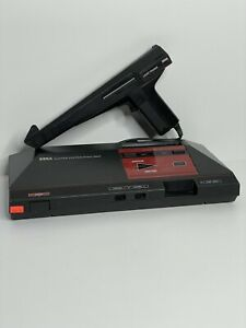 Sega Master System: Console Only - Tested - Works Great