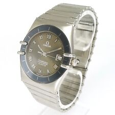 Omega Constellation Edelstahl Unisex Quartz Chronometer - Ref. 1431 - 1970er J.