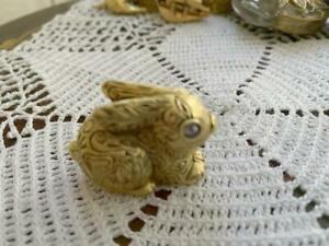 Vintage Max Factor Bunny Rabbit Perfume Solid - Never Used