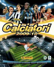 Mancoliste figurine Calciatori 2009-2010 Panini Champions WC stickers cromo 0,18