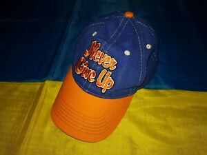 ● JOHN CENA NEVER GIVE UP U CAN'T SEE ME 2015 WWE SNAPBACK CAP ADJUSTABLE SIZE ●