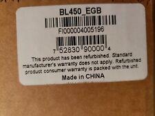 Nutri Ninja Pro 900W 7-pc. BL450 Blender, 2 Jars Sip & Seal Silver Mfgr. Refurb