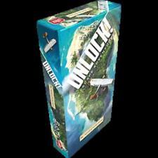 Asmodee Unlock! Island of Doctor Goorse, The Box SW