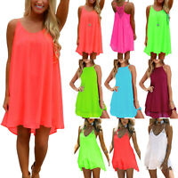 Women Beach Short MIni Dress Bikini Cover Up Kaftan Long Tops Swimwear Sundress