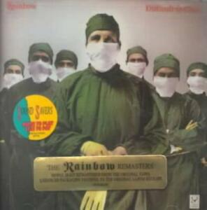 RAINBOW - DIFFICULT TO CURE [REMASTER] NEW CD