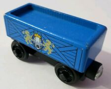 THOMAS THE TRAIN & FRIENDS ROYAL CREST CARGO CAR ONLY WOODEN HTF SHOWS WEAR