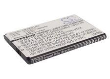 3.7v Akku für Panasonic kx-prx110 kx-prx110gw kx-prx120 Li-Ion NEU