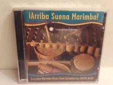 Arriba Suena Marimba: Currulao Marimba Music from Colombia by Grupo Naidy (CD)