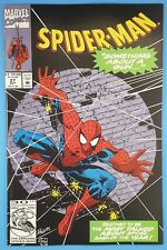 Spider-Man (1990) #27 Something About A Gun Marvel Comics 1992