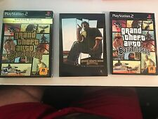 Grand Theft Auto: San Andreas -- Special Edition (Sony PlayStation 2, 2005)