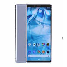 Sony Xperia 1 j9110/ds 128gb gris Smartphone Android mercancía de segunda mano aceptable