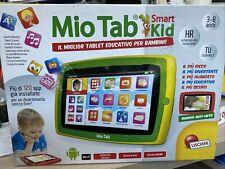 tablet per bambini 3/8 Anni Mio Tab Lisciani