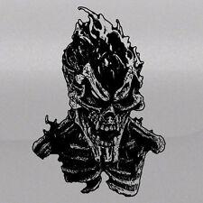 Inferno Skull Graphic Tailgate Hood Window Decal Vehicle Truck Vinyl Motorcycle