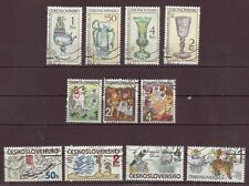 Czechoslovakia, Issues of 1985, Cancelled to Order hinged