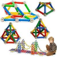 103PCS Magnetic Toy Building Blocks Set 3D Tiles Educational Kids Toys