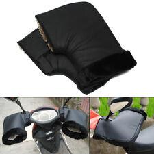 Pair Motorcycle Bike Handlebar Gloves Hand Muffs Guard Winter Warmer Waterproof