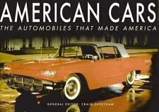 American Cars: The Automobiles that Made America