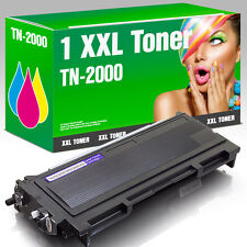 Toner für Brother TN2000 DCP7010 HL2030 HL2040 FAX2820 FAX2920 MFC7420 MFC2820