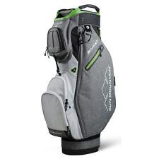 Sun Mountain Sync Cart Golf Bag - Black/Charcoal/White/Lime