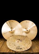 """Dream Cymbals TRIHAT14E - 14"""" TriHat Elements Set - Free Shipping"""