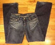 Jean Paul Da'mage Made in USA Ring Spun Denim Boot Cut Jeans Size 27 (15 x 32)